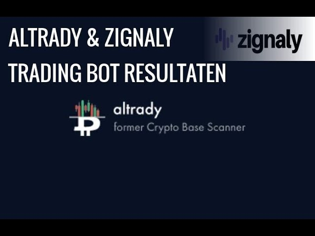 Altrady & Zignaly Trading BOT Results 20% Profit In 1 Month Crypto Trading Made Simple eelPart 3 🔥