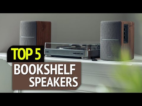 TOP 5: Best Bookshelf Speakers 2018