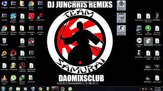 Girl In The Mirror 140 Dj'junchris Remix official Dj of team samurai Dao mix club files