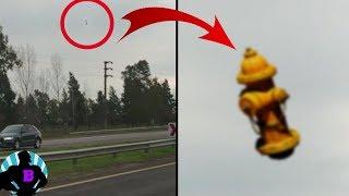 5 Vídeos Que demuestran Fallos En La Realidad Parte 5