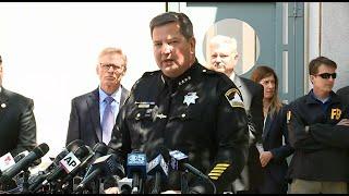 RAW: Sacramento County Sheriff Scott Jones Talks About