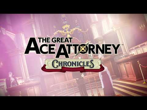 The Great Ace Attorney – New Features Trailer