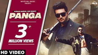 panga (official video) gurman sandhu, gur sidhu | latest punjabi songs 2021 | new punjabi songs 2021