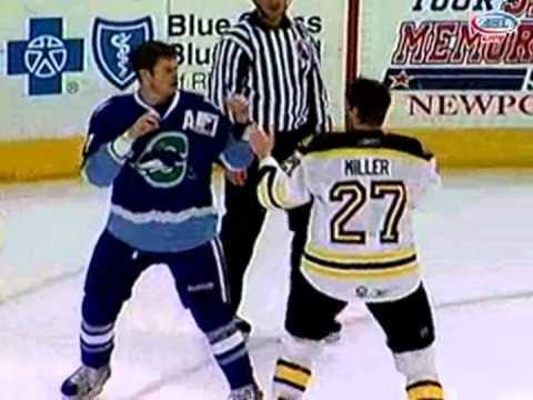 Jared Nightingale vs Kevan Miller