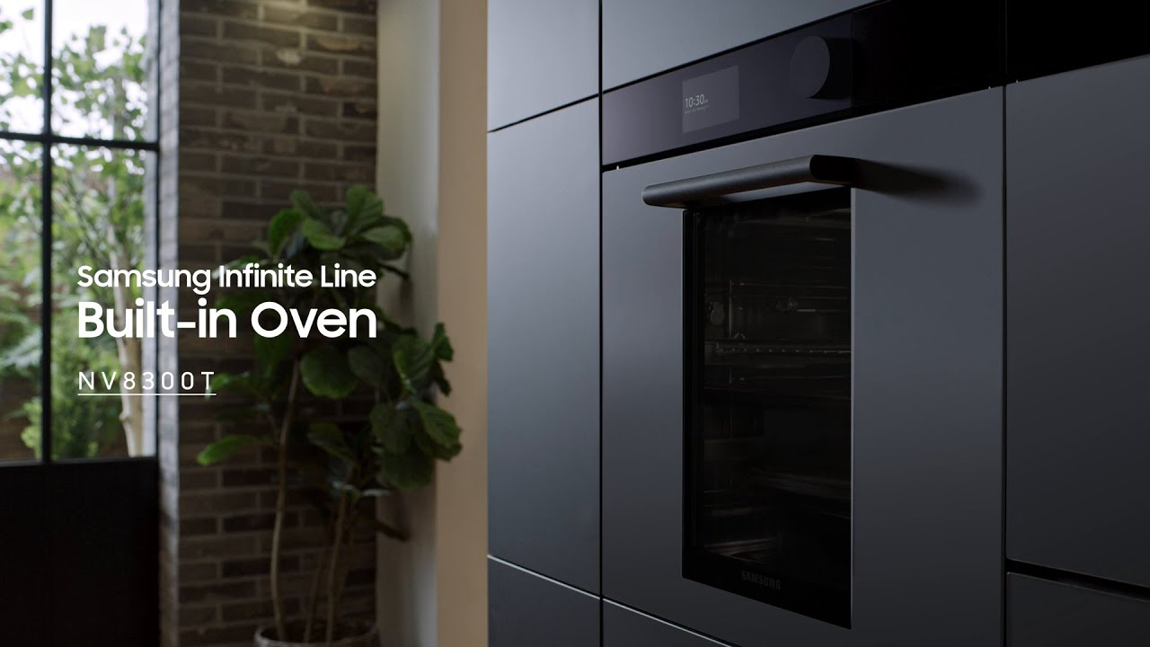 Samsung Built-in kitchen Appliances: Infinite line -  Dual Cook Steam™ oven thumbnail