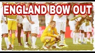 Live Review   Croatia 2-1 England