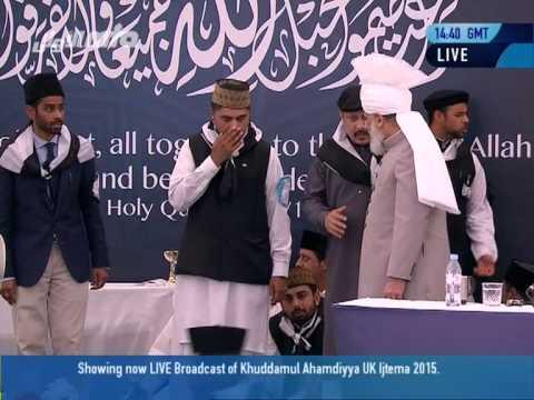 Majlis Khuddamul Ahmadiyya UK Ijtema 2015