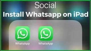 whatsapp in ipad - मुफ्त ऑनलाइन वीडियो
