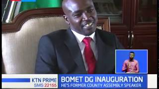 Bomet governor Barchok defies political bigwigs, appoints assembly speaker as his deputy