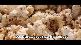 Yogurt Infused Popcorn: Dormet Dining Lite