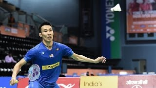 [TCH] Lee Chong Wei – Great Speed – Skill Badminton