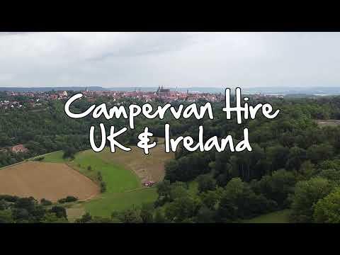 Campervan Hire UK & Ireland Video