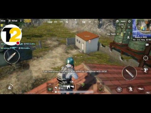 PUBG Mobile Stream - ROG Phone