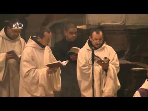 Vêpres et Eucharistie du 12 mars 2016