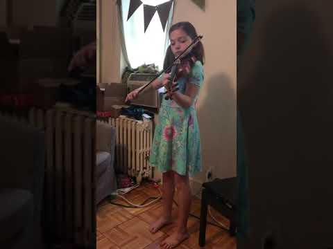Cecilia plays Musette by Bach. Art House Astoria, Summer Virtual Recital 08/29/2020