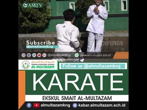 Karate SMAIT Al-Multazam