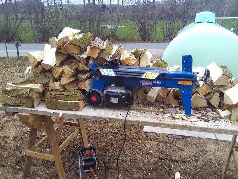 Scheppach HL 650 Holzspalter