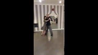 Резюме с урока танго 26.04.2016