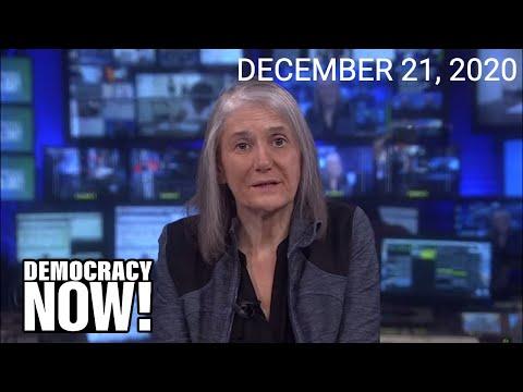 Top U.S. & World Headlines — December 21, 2020
