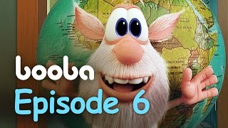 Booba Biology cabinet - Episode 6 - Funny cartoons for kids буба KEDOO Animations 4 kids