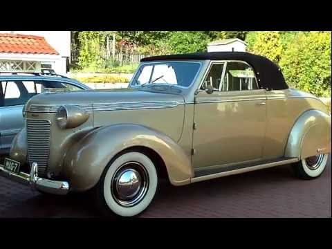 Video of Classic 1937 Chrysler Royal located in Vantaa - $79,000.00 - OTNV