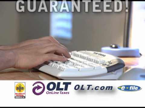 Online Taxes File Your Tax Online with OLT.com