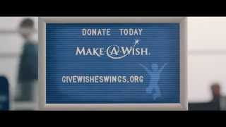 #GiveWishesWings and Donate Now