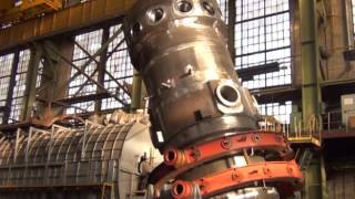 Этапы изготовления РУ «РИТМ-200» на «ЗиО-Подольск»