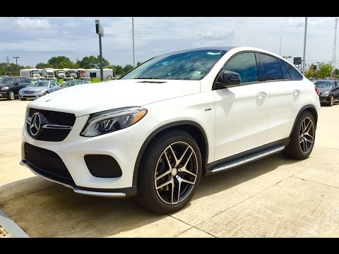 2016 Mercedes Benz GLE Class: GLE 450 AMG Coupe Full Review / Exhaust / Start Up