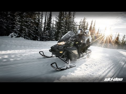2019 Ski-Doo Grand Touring Limited 600R E-Tec in Lancaster, New Hampshire - Video 1