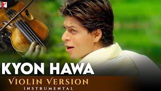 Kyon-Hawa-Lyrics-In-Hindi Image