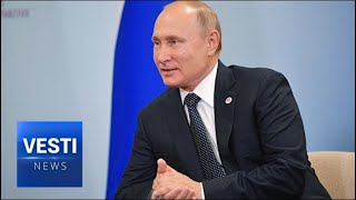 Putin at the ASEAN Summit. Russia Is in a Position to Balance Off US and China!