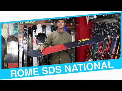 2018 Rome SDS National Snowboard   Gear Reviews