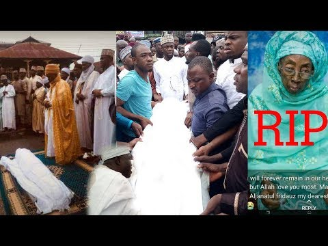 IMAM OFFA & OTHER CLERGY PAY VISIT TO SHEIKH SULAIMON FARUQ