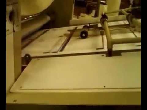 PLASTIFICADORA AUTOMATICA MOD. PLASTIMATIC 5 X 80