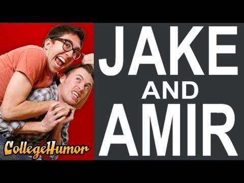 Jake and Amir: Twitter