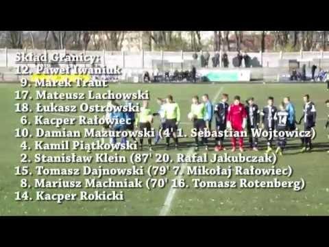 Stomil II Olsztyn przegrał 2:4 z Granicą Kętrzyn