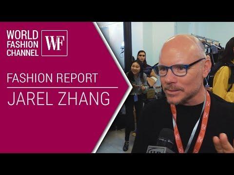 Jarel zhang fall-winter 19-20 paris fashion week
