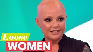 Gail Porter Opens Up About Her Breast Reduction, Anorexia And Hair Loss   Loose Women