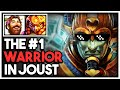 The 1 Warrior In Joust Ranked Joust Smite
