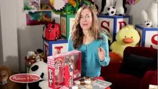 """Деревянный набор «Нарезаем и печем печенье» Melissa & Doug от компании Интернет-магазин """"Timatoma"""" - видео"""