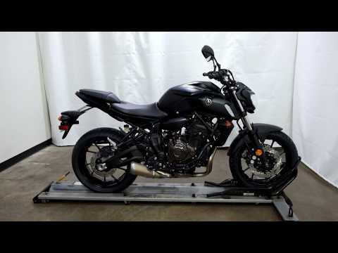2020 Yamaha MT-07 in Eden Prairie, Minnesota - Video 1