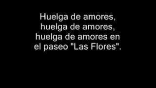 Divididos   Huelga De Amores Con Letra