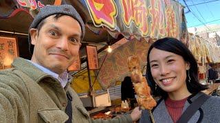 Tokyo's Greatest Street Food Market | Tori no Ichi Festival