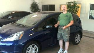 Lee 2011 Honda Fit Sales Testimonial.