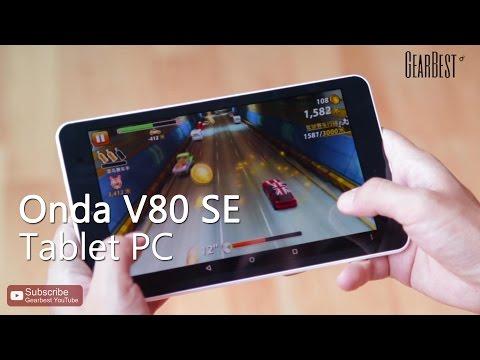 Onda V80 SE Tablet PC - Gearbest.com