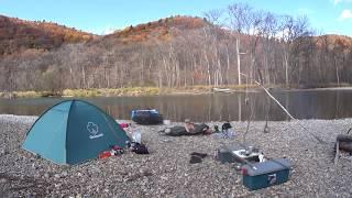 Сплав 2017,горная рыбалка,ловля тайменя и ленка.