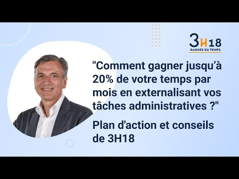 3H18 - Externalisation ͠ la carte et sans engagement pour TPE/PME 3H18 - Externalisation à la carte et sans engagement pour TPE/PME