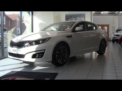 2014 Kia Optima Startup,Exhaust, And In Depth Review.