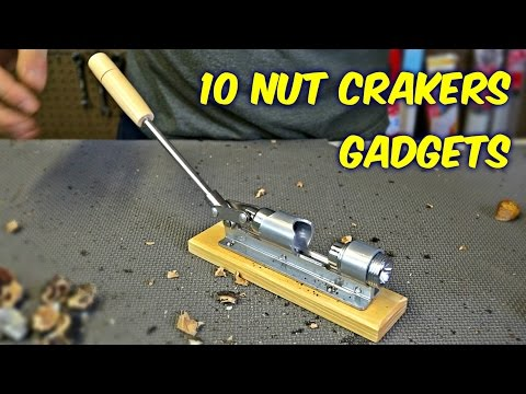 10 Gadgets That will Crack your Nuts
